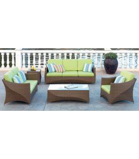 Comprar online Sofas de Diseño en Rattan : Coleccion CALVIA