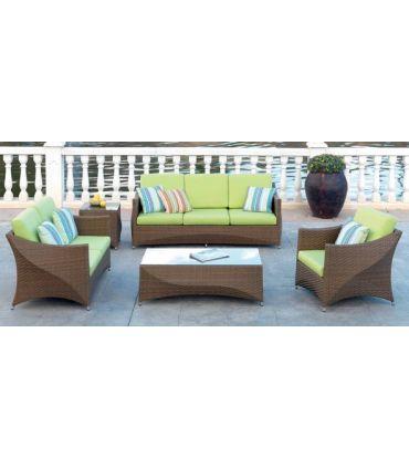 Sofas de Diseño en Rattan : Coleccion CALVIA