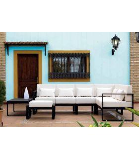 Comprar online Sofá Modular de Aluminio : Colección MARBELLA