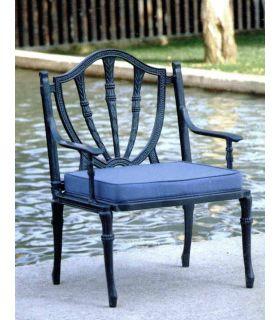 Comprar online Sofa de fundición Aluminio Mod. GALES.
