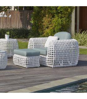 Comprar online Sofá de 1 Plaza de Terraza y Jardín : Colección DYNASTY