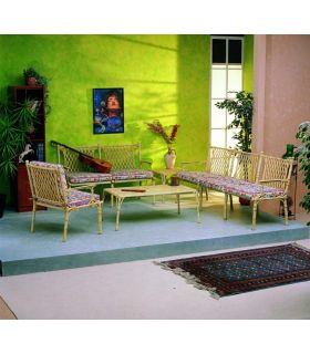 Comprar online Sofá de fundición Aluminio Mod. FILIPINAS