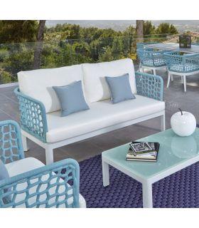 Comprar online Sofá de 2 plazas de Diseño para Exterior : Colección BLOOM