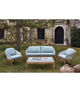 Comprar online Sofá de Exterior en Textil y Teka : Colección OCEAN