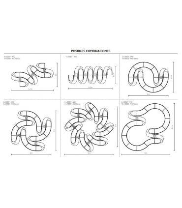Sofás Modulares de Diseño : Modelo AND
