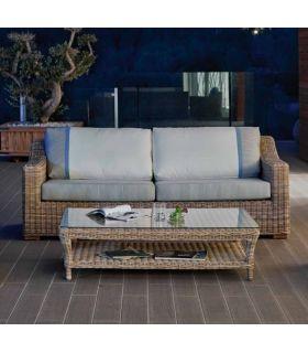 Comprar online Sofas de Rattan de Exterior : Coleccion CALA