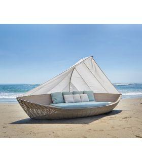 Comprar online Sofá para Terraza y Jardín : Modelo BOAT