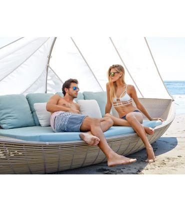 Sofá para Terraza y Jardín : Modelo BOAT