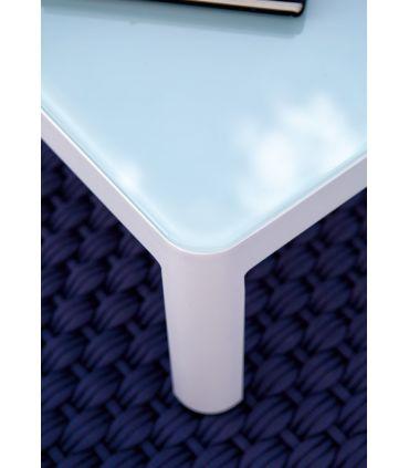 Mesa de Centro de Aluminio : Modelo BLOOM