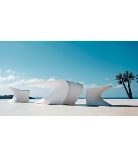 Comprar online Mesa de centro de Diseño en Resina : Colección WING