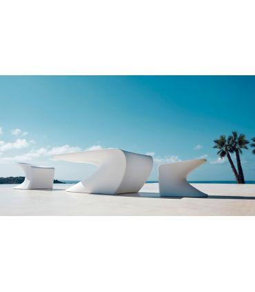 Mesas de Centro de Diseño en Resina : Colección WING