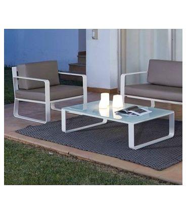 Mesas de Centro de Aluminio : Colección RITA