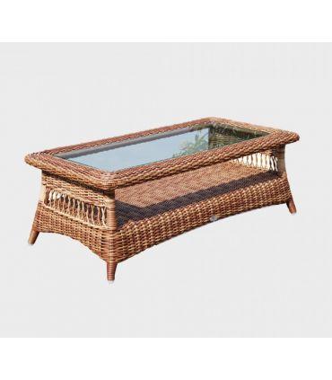 Mesa de Centro de Terraza y Jardín : Colección EBONY