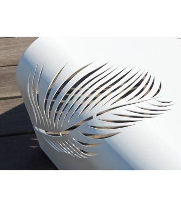 Mesas Auxiliares de Aluminio : Modelo LEAF