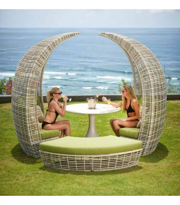 Sofá DAYBED Modular para Terraza y Jardín : Modelo SOCHI