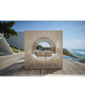 Comprar online Sofá DAYBED de Rattan : Modelo CUBE
