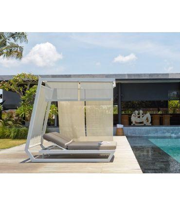 Sofá DAYBED de Aluminio : Modelo SANTIAGO