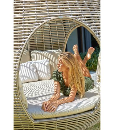 Sofá DAYBED para Terraza y Jardín : Modelo BELEN