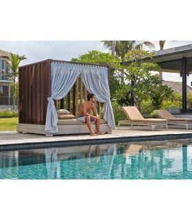 Cama Balinesa DAYBED de Exterior : Modelo MACARENA