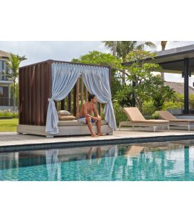 Comprar online Cama Balinesa DAYBED de Exterior : Modelo MACARENA