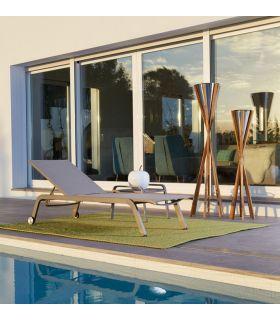 Comprar online Tumbonas de Aluminio para Terraza y Jardín : Modelo BYLOT