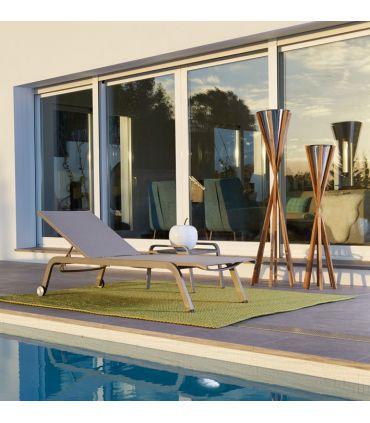 Tumbonas de Aluminio para Terraza y Jardín : Modelo BYLOT