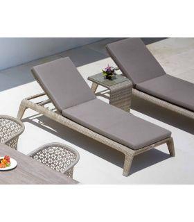 Comprar online Tumbona de Terraza y Jardín : Colección JOURNEY