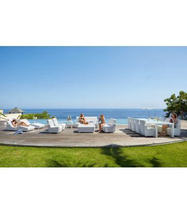 Tumbona de Terraza y Jardín : Colección AXIS