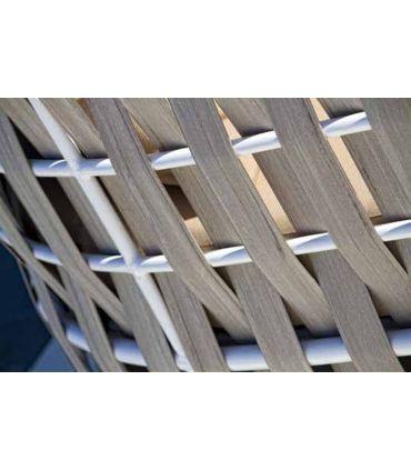 Tumbona Doble de Terraza y Jardín : Colección STRIPS