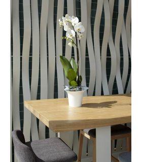 Comprar online Set de 2 maceteros decorativos ADEL