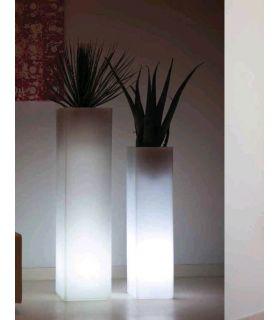Comprar online Macetero de diseño : Colección TORRE CUADRADA