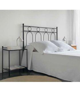Cabezal para cama de forja : Modelo JEREZ