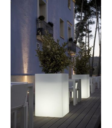 Maceteros de Diseño : Colección CUBO ALTO