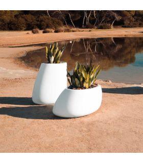 Comprar online Macetero de diseño : Colección STONE