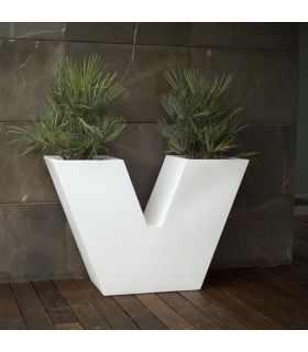 Comprar online Macetero de diseño : Colección UVE