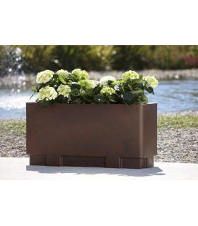 Comprar online Jardineras para exterior con auto riego CITY