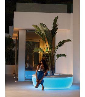 Comprar online Macetero Sofas de Diseño : Colección VASES ISLA