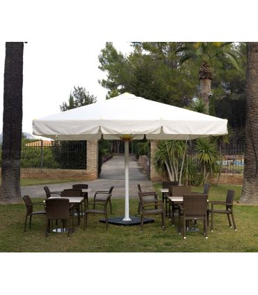 Parasol de diseño : Modelo MEGA