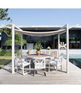 Comprar online Pérgola para Terraza y Jardín : Colección RHONE