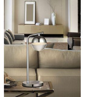 Comprar online Lámpara Moderna de Mesa con Luz Led Colección FLAVIA Schuller
