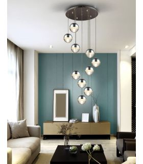 Comprar online Colgante LED de 10 Luces Colección FLAVIA