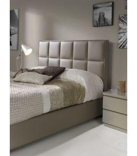 Comprar online Cabecero tapizado con acolchado : Modelo GIJON LD