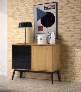 Comprar online Mueble Buffet en madera de Pino Colección LUCIE