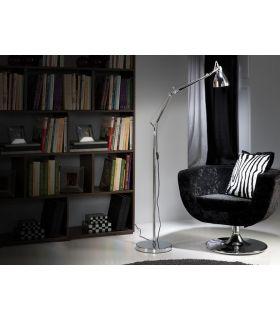 Lámpara de Pie articulada colección Ergo
