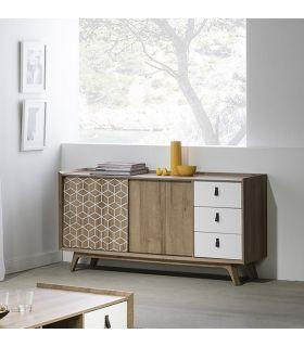 Comprar online Mueble Aparador en Madera Colección JAVA