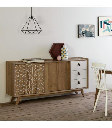 Mueble Aparador en Madera Colección JAVA