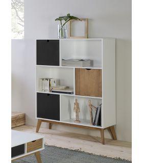Comprar online Mueble Estantería en Madera Colección CRIS