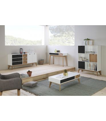 Mueble Estantería en Madera Colección CRIS