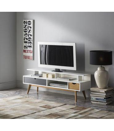 Mesa de Televisión en Madera Colección CRIS