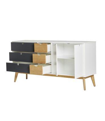 Mueble Aparador en Madera Colección CRIS